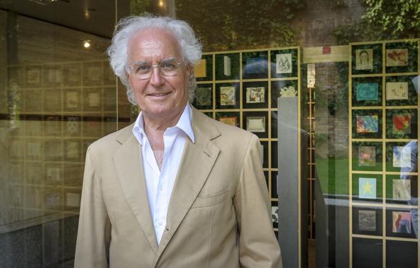 Luciano Benetton, cofundador de la marca de moda y del imperio familiar.