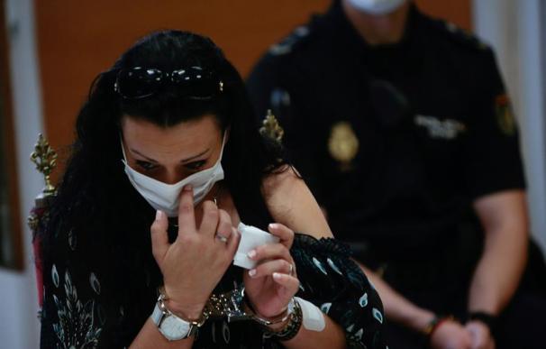 La acusada de secuestrar un bebé del Hospital Universitario de Guadalajara se sienta este martes en el banquillo
