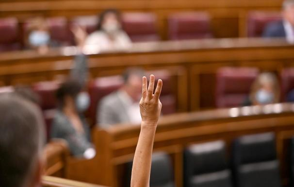 Congreso convalida los cuatro reales-decretos de reactivación económica