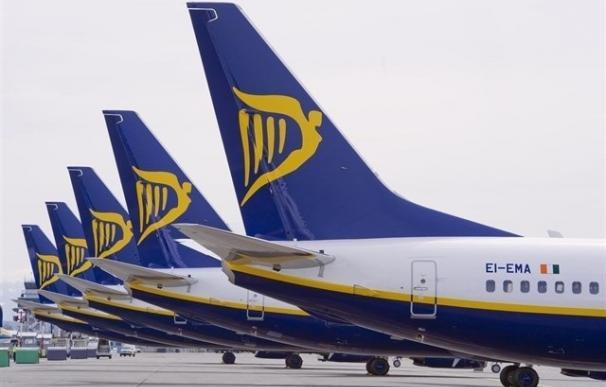 Aviones de Ryanair Aviones de Ryanair (Foto de ARCHIVO) 8/2/2019