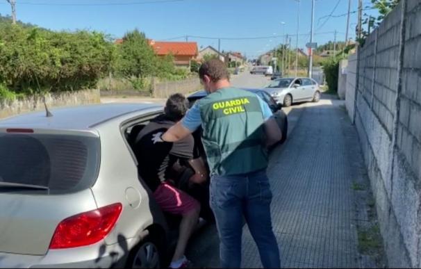 Detenido un presunto proxeneta por lesiones, robo con violencia y amenazas a una joven en Vigo