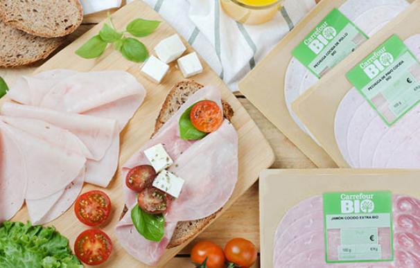 Productos ECO de Carrefour
