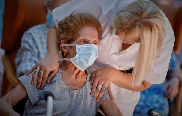 Residencia ancianos coronavirus