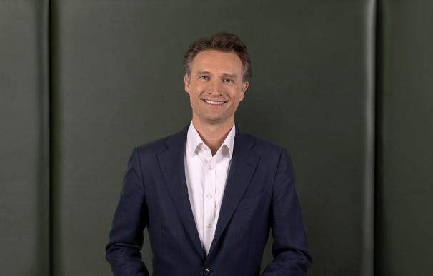 Dolf van den Brink, el CEO de la compañía