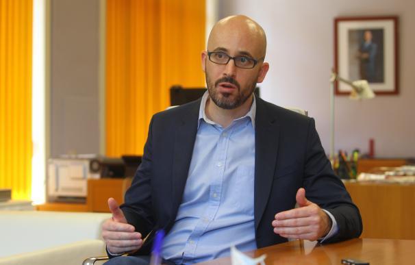 El secretario de Estado de Derechos Sociales, Nacho Álvarez