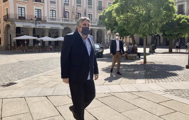 El ministro de Cultura y Deporte, José Manuel Rodríguez Uribes. El ministro de Cultura y Deporte, José Manuel Rodríguez Uribes. 24/7/2020