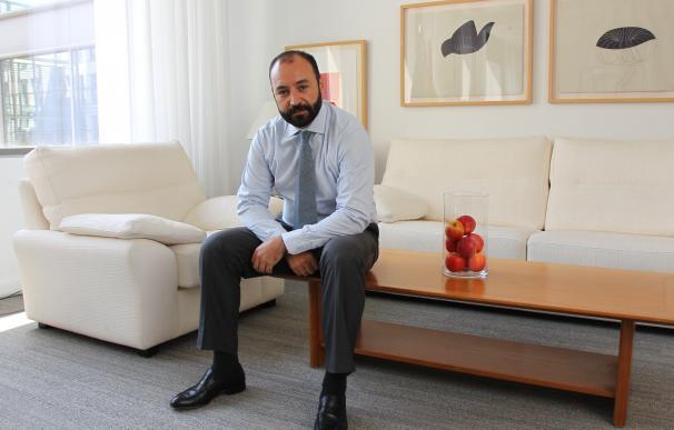 Manuel Giménez, Consejero de Economía y Empleo de la Comunidad de Madrid