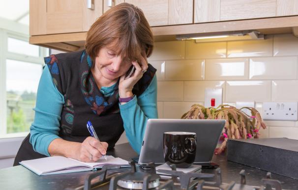 Los autónomos pueden modificar sus bases de cotización para la jubilación.