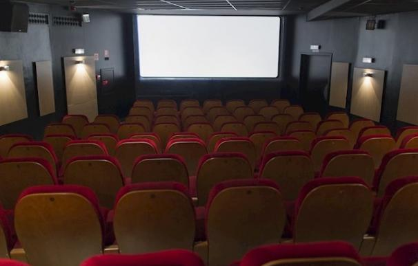 Imagen de archivo de una sala de cine Imagen de archivo de una sala de cine (Foto de ARCHIVO) 10/12/2019