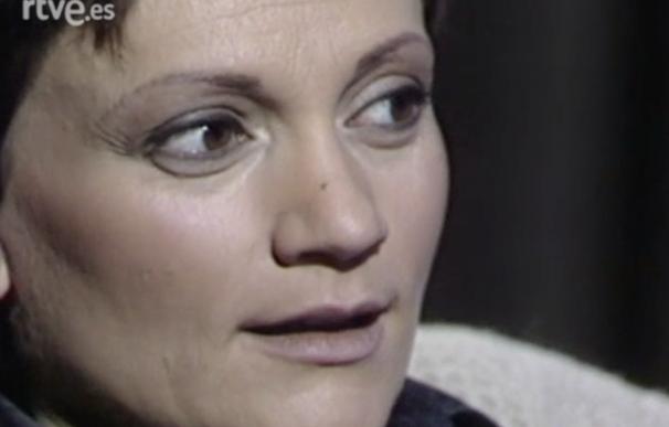 Pilar Miró en el programa 'De Cerca' de 1981.