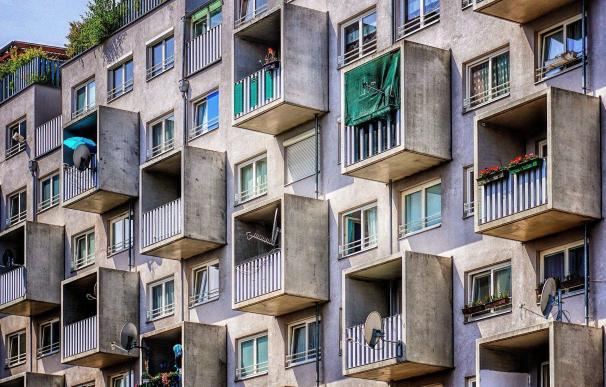Terraza vivienda casa piso alquiler compraventa