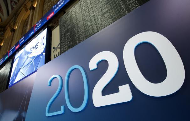 El Ibex 35 vive en 2020 su peor año desde 2008.