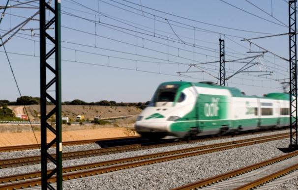 EXTREMADURA.-Fabricantes de trenes se lanzan a por un pedido de locomotoras de Adif de 168 millones, algunos destinados a Extremadura EXTREMADURA.-Fabricantes de trenes se lanzan a por un pedido de locomotoras de Adif de 168 millones, algunos destinados a Extremadura (Foto de ARCHIVO) 20/10/2010