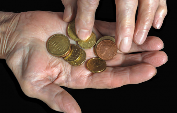 Muchos jubilados con 40 años o más cotizados no reciben la pensión íntegra.