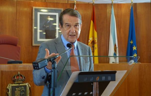 El presidente de la FEMP, el alcalde socialista de Vigo, Abel Caballero.