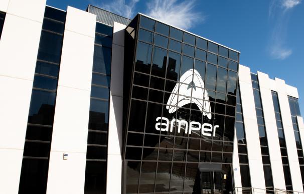 Sede de Amper Sede de Amper (Foto de ARCHIVO) 23/2/2020