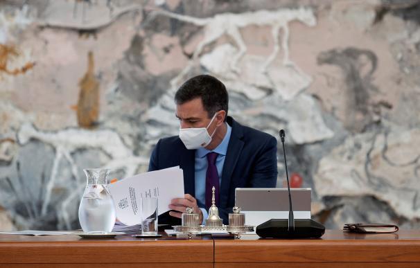 Pedro Sánchez Consejo de Ministros