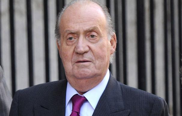 El Rey Juan Carlos, en una imagen de archivo El Rey Juan Carlos, en una imagen de archivo (Foto de ARCHIVO) 8/4/2012