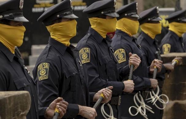 La serie 'Watchmen', producida por HBO; es la gran favorita de los próximos Emmys.
