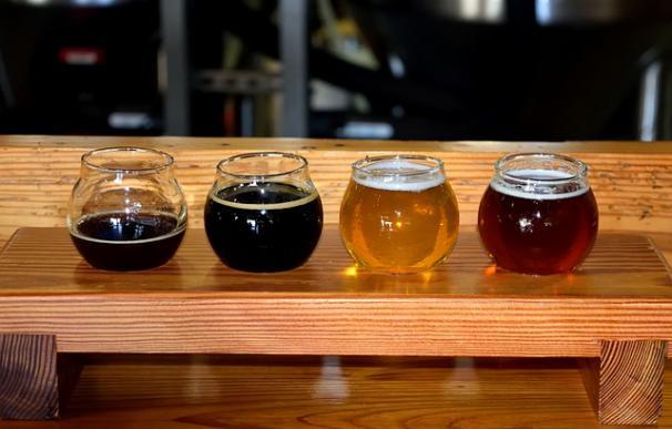 Degustación de cervezas artesanales