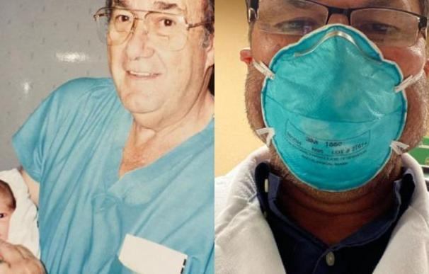 Jorge Vallejo (izq) y Carlos Vallejo (dcha)
