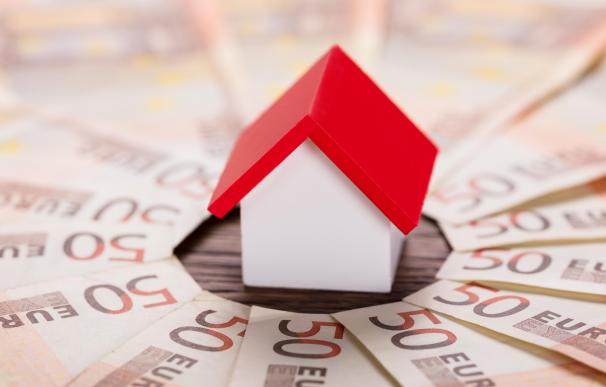 El seguro de vivienda suele ir asociado a la contratación de una hipoteca.