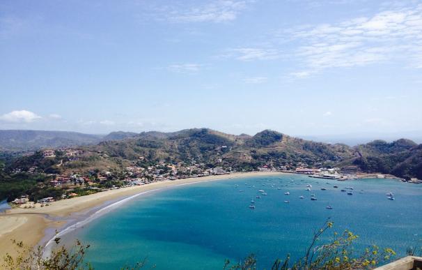 San Juan del Sur (Nicaragua), donde los precios del mercado inmobiliario son bajos.