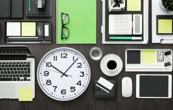 La productividad es más alta a primera hora de la mañana, según los expertos.