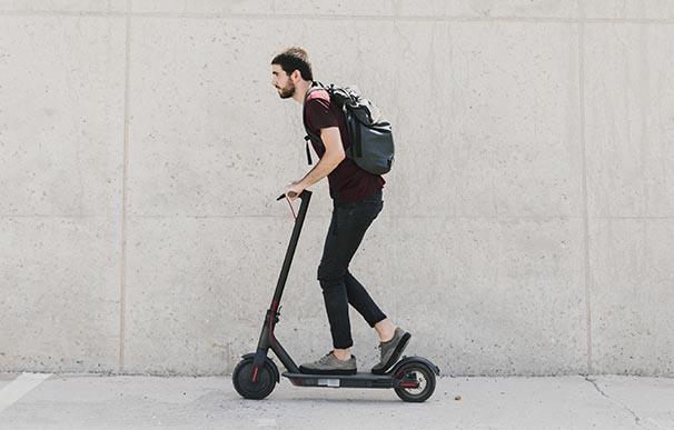El patinete eléctrico toma protagonismo en la nueva movilidad
