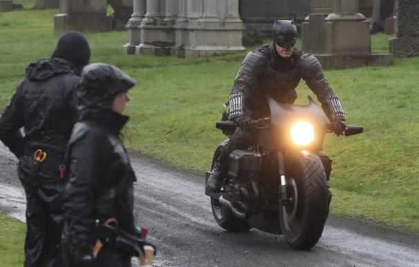 El rodaje de la nueva película de Batman se vio afectado por la pandemia del coronavirus.