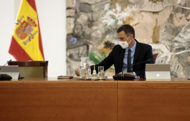 Primer consejo de ministros tenso entre Iglesias y Sánchez por la 'vuelta al cole'