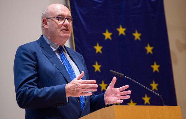 Phil Hogan, comisario europeo de Comercio