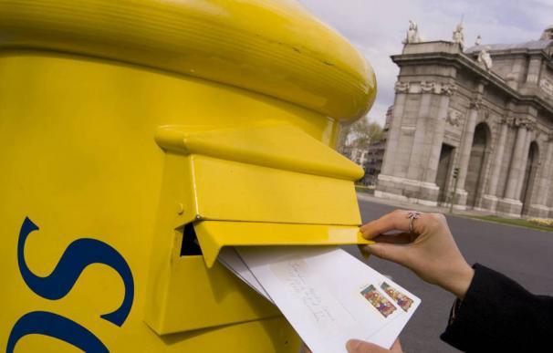 Correos se quedó fuera del concurso postal del Ayuntamiento de Madrid