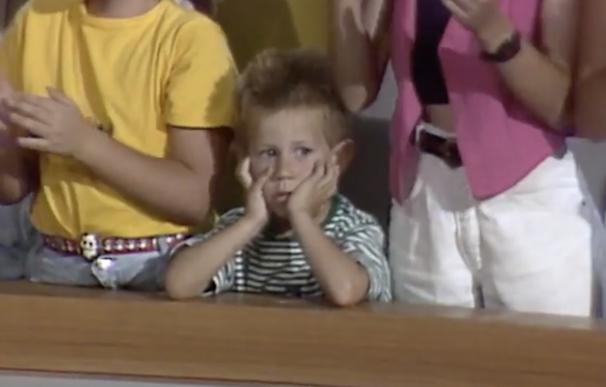 Historia del niño que no quería bailar en TVE