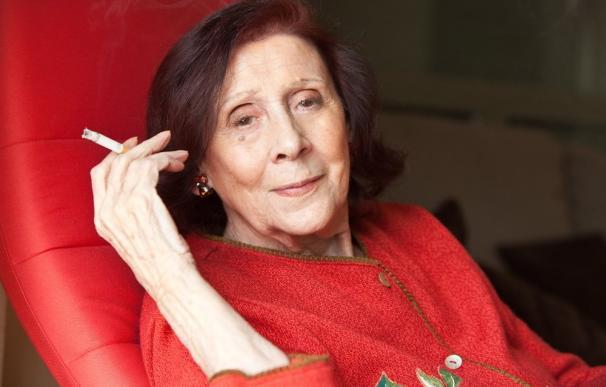 La actriz Mariví Bilbao