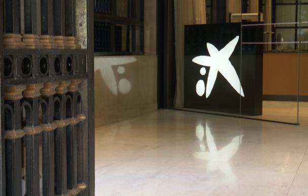 Imagen de la sede de Caixabank en València Imagen de la sede de Caixabank en València 4/9/2020