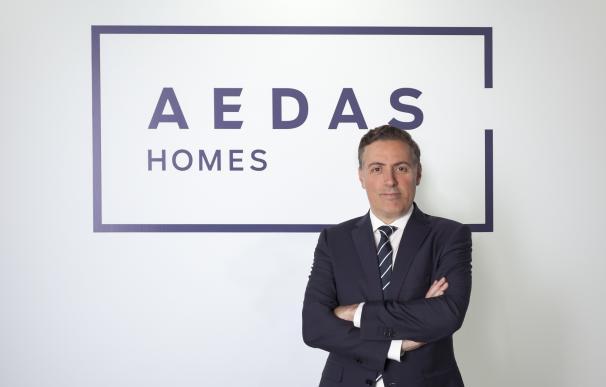 David Martínez, CEO de Aedas Homes Aedas Homes gana 2,5 millones en 2018 tras entregar 231 viviendas (Foto de ARCHIVO) 31/5/2017