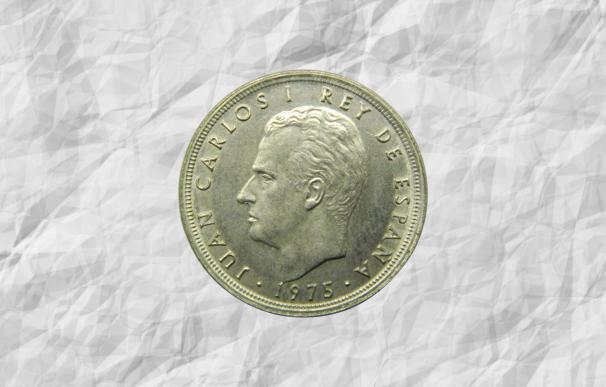El duro del error, la moneda de peseta que se vende por 150 euros.