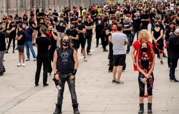 Manifestación espectáculo