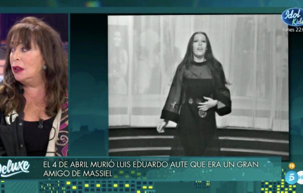 """Massiel critica a Irene Montero en 'Deluxe': """"Me pone de mala leche""""."""