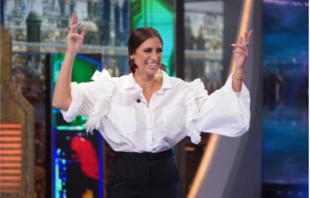 """María Peláe en 'El Hormiguero': """"Lola Flores siempre será moderna"""""""