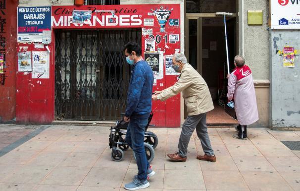 Confinamiento Miranda de Ebro