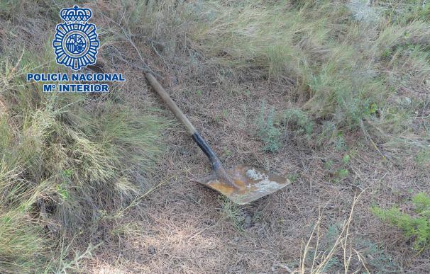 La Policía Nacional esclarece un Delito de Maltrato animal, realizado por tres varones