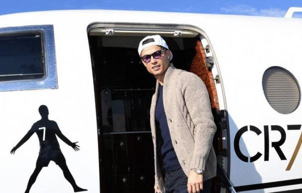 Ronaldo busca ampliar su flota de aviones con un nuevo jet para los negocios de Georgina
