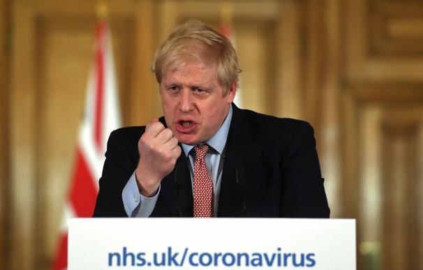 Primer ministro del Reino Unido