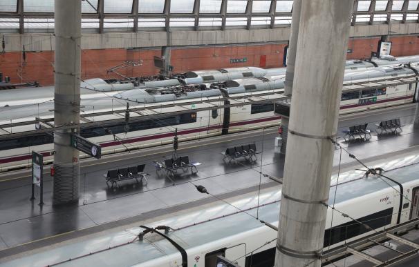Renfe tren AVE