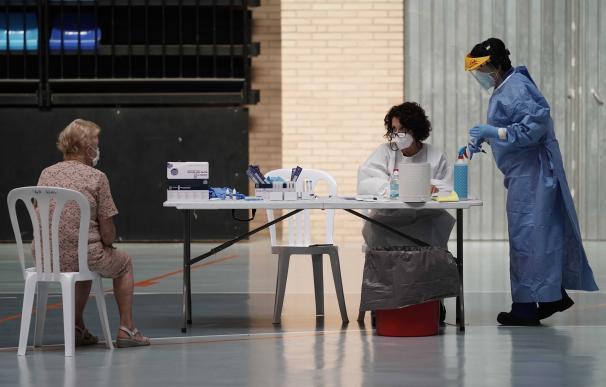 coronavirus prueba PCR España Andalucía
