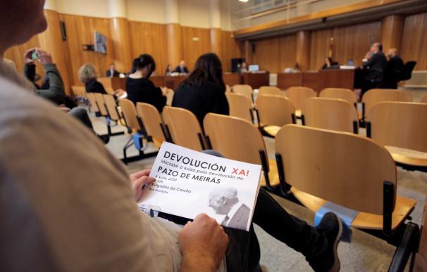 Admitido a trámite el recurso de los Franco contra la sentencia que declara al Estado propietario de Meirás