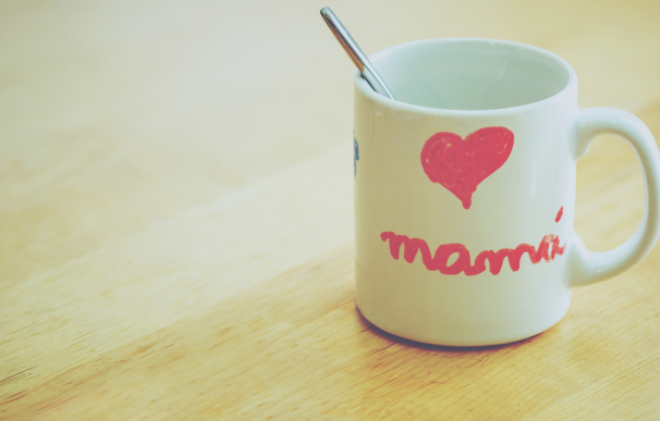 Taza dia de la madre