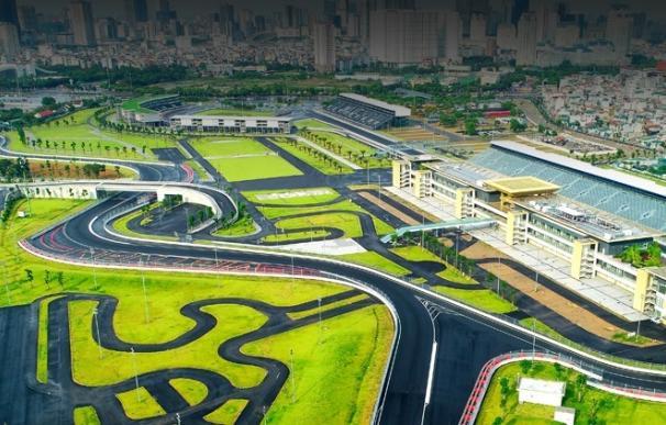 Cancelado GP de Fórmula 1 de Vietnam